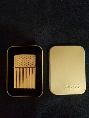 New 2003 edition American zippo for Sale in Tucson, AZ