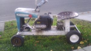 Lawn tractor-gocart for Sale in Lakewood, CA