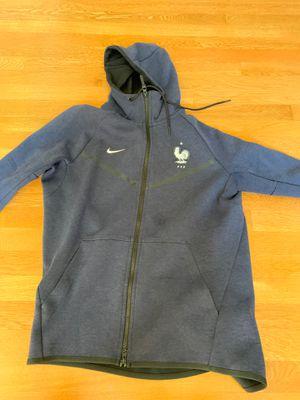 Men's Nike tech fleece soccer hoodie sz large for Sale in Portland, OR