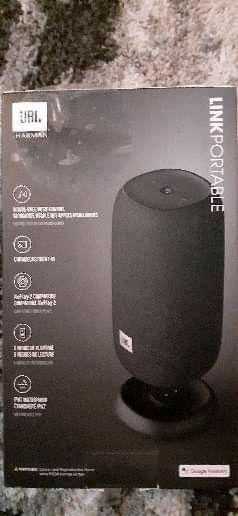 Jvl link portable speaker for Sale in Mesquite, TX