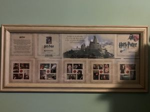 Harry Potter stamp book for Sale in Andover, MN