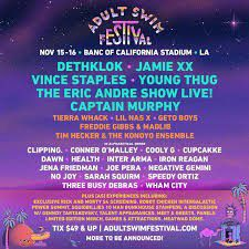 Adult swim Tickets for Sale in Los Angeles, CA