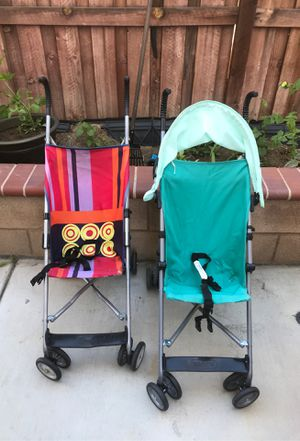Strollers lightweight for Sale in Riverside, CA