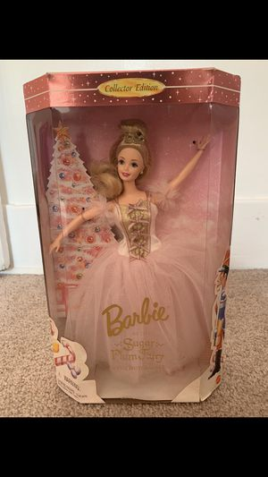 Sugar Plum Fairy Barbie NEW for Sale in Pittsburgh, PA