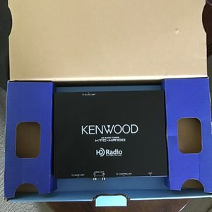 Kenwood HD Car Radio receiver for Sale in Humble, TX