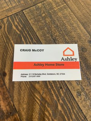 Ashley homestore for Sale in NC, US