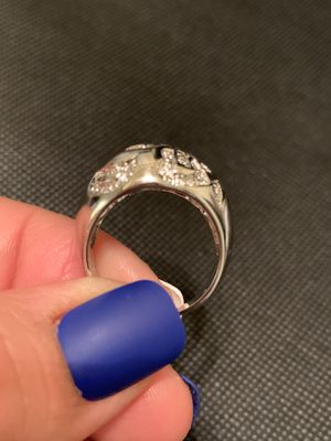 Silver ring, size 8 for Sale in Whittier, CA