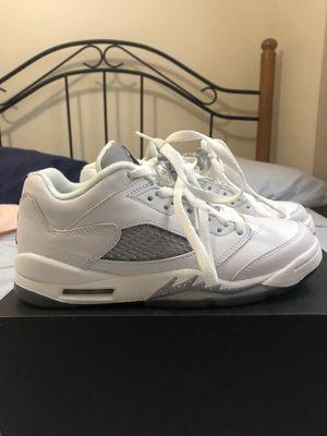 Jordan retro 5 size 5.5 5.5y for Sale in Miami, FL