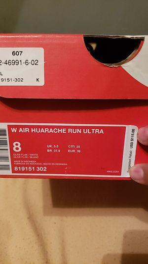W air Huarache run ultra size 8 for Sale in Phoenix, AZ
