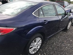 2010 Mazda 6 for parts engine transmission doors interior for Sale in Hialeah, FL