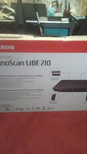 Canon scanner for Sale in Santa Clara, CA
