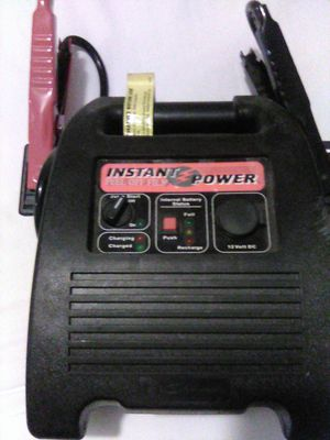 Schumacker battery charger and jump box for Sale in Wichita, KS