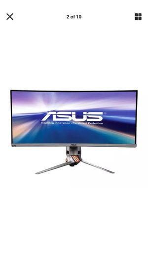 ROG PG348Q gaming monitor for Sale in Jacksonville, FL