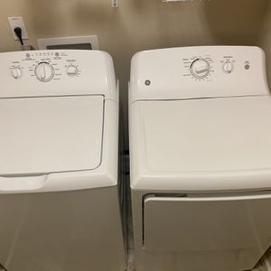 GE Washer & Dryer Set for Sale in Sherwood, OR