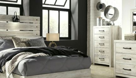 [SPECIAL] Cambeck Whitewash Youth Panel Bedroom Set for Sale in Washington,  DC