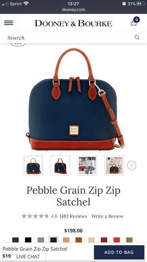 Dooney & Bourke Satchel Bag for Sale in Suitland-Silver Hill, MD