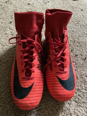 Soccer cleats size 12 for Sale in Richmond, VA