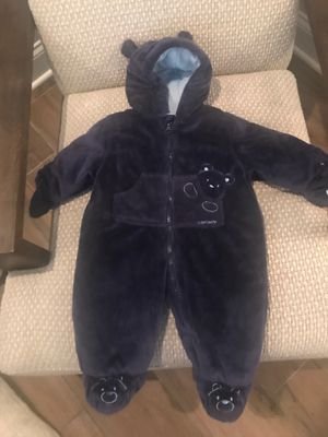 Carters 6-9 months baby bunting for Sale in Murfreesboro, TN