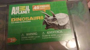 Animal planet big tub of dinosaurs for Sale in Los Angeles, CA