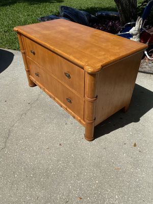 Small dresser for Sale in St. Petersburg, FL
