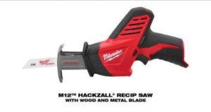 New milwaukee hackzall 12v tool only for Sale in Houston, TX
