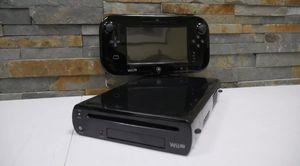 Nintendo Wii U 32GB - Black for Sale in Woodbridge, VA