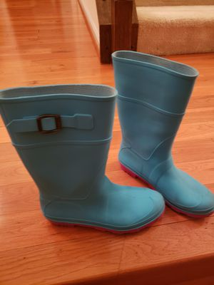 Girls/Womens Rain Boots (Size 6) for Sale in Springfield, VA