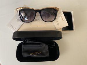 Balmain brand new sunglasses. Cat eye. Made in France for Sale in New York, NY