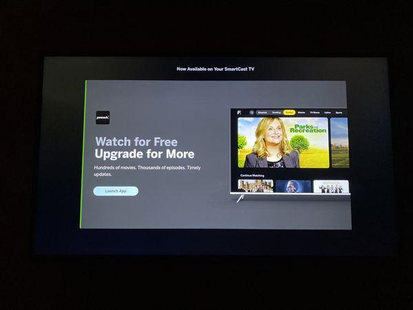 Vizio Tv Smart Cast 4K and Wall Mount 60inch