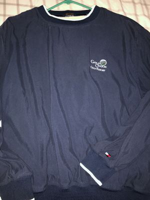 Large Tommy Hilfiger Golf Pullover & Medium Greg Norman Windbreaker ($5 Off Pick Up) for Sale in Las Vegas, NV