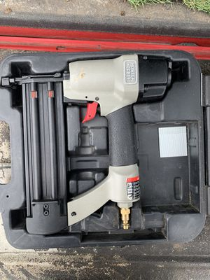 Nail gun and hose for Sale in Sandy, OR