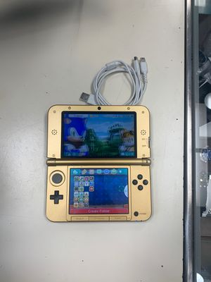 Nintendo 3DSxl Link edition for Sale in Chicago, IL