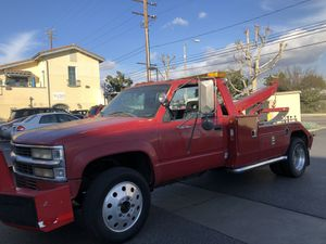 Chevy Tow Truck turbo Diésel for Sale in Huntington Park, CA