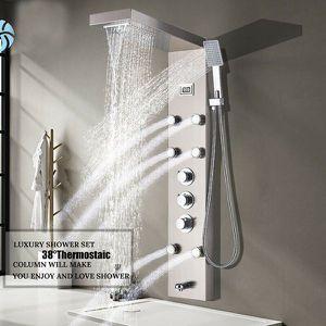 Tower Rain&Waterfall Massage Body for Sale in Duluth, GA