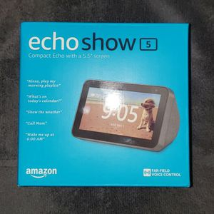 Amazon Echo Show 5 for Sale in Brooklyn, NY