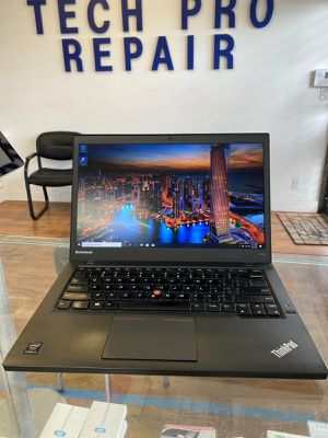 "Lenovo ThinkPad T440S Laptop Core i5 2.6GHz 500GB HDD 8GB RAM DVD 14"" Windows 10, FAST LAPTOP, OFFICE FULL PACKAGE for Sale in Los Angeles, CA"