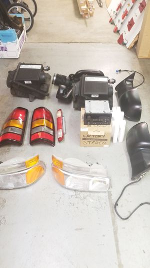 GMC / Chevrolet (GM) Parts (make offers) for Sale in Seattle, WA
