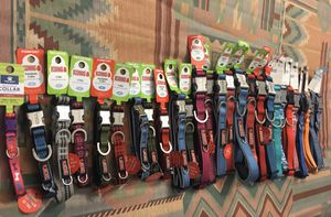 New Dog Collars and Harnesses, Mostly KONG for Sale in San Marino, CA