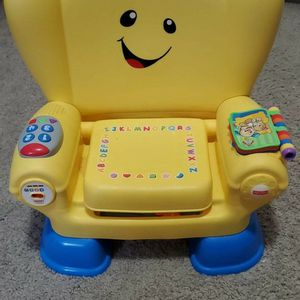 Toddler number and letter chair for Sale in Bothell, WA
