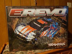 Traxxas ERevo 2 green for Sale in Naugatuck, CT