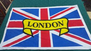 British Union Jack London flag for Sale in Grosse Pointe, MI