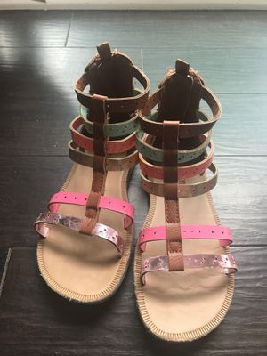 Little kids size12 sandals for Sale in Mooresville, NC