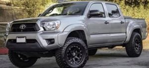 """17"""" Toyota Tacoma Wheels & Tires Package ✅17"""" XD 134 Addict 2 Wheels Rims ✅RBP Mud Terrain Tires 285/70R17 ✅Package Includes Leveling Kit Matte Bla for Sale in La Habra, CA"""
