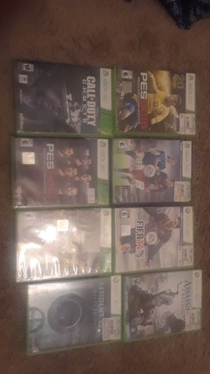 Xbox 360 games for Sale in Riverdale, MD