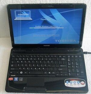 Toshiba l655d laptop for Sale in Collingswood, NJ