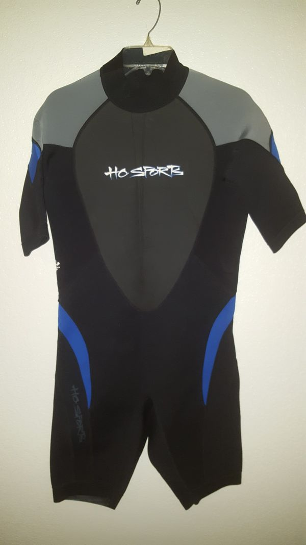HO SPORTS MENS WETSUIT SIZE XL SPRING STYLE