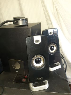 Mini speakers for your phone,tablet,computer for Sale in Stockton, CA