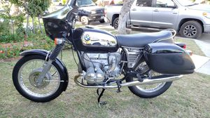 1971 BMW R60/5 toaster motorcycle restored beautiful machine airhead vintage classic for Sale in Rossmoor, CA