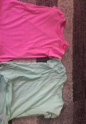 2 short sleeve shirts,1 pair shorts,8 long sleeve,5 pair of pants SIZE 10/12 for Sale in Cherry Hill, NJ