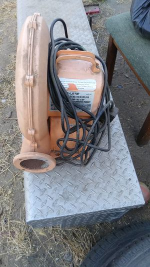 Blower para jumpin for Sale in Bloomington, CA